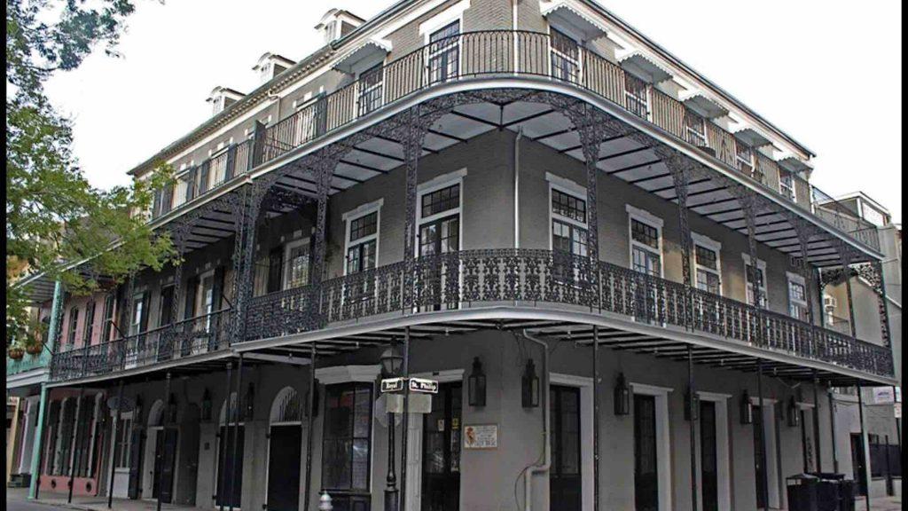 2. La Mansión LaLaurie, Nueva Orleans, Louisiana