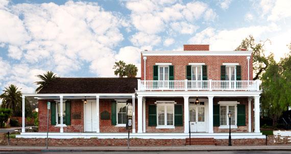 3. Whaley House: San Diego, California