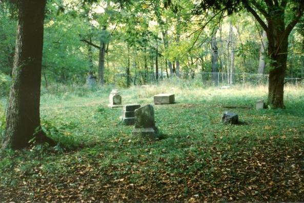 4. Bacherlor's Grove Cementery: Chicago, Illinois