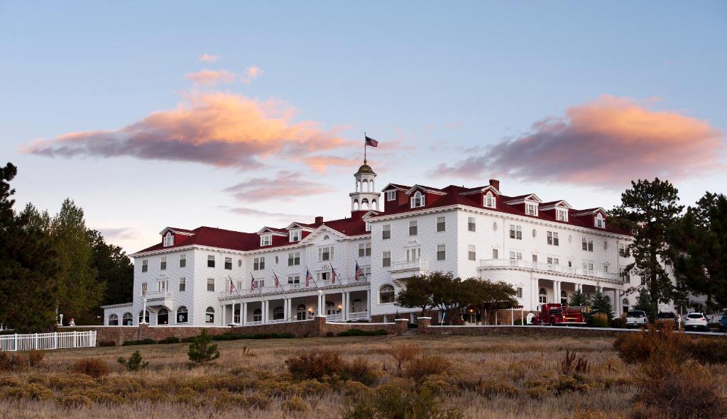 5. El hotel Stanley, Estes Park, Colorado