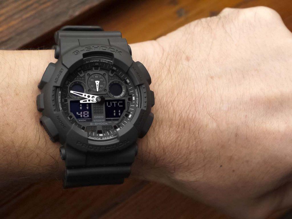 Reloj Casio GA 100-1A1