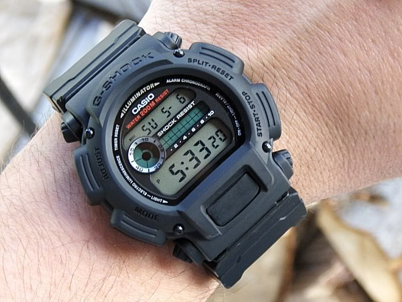 Relojes Casio: DW9052-1BCG G-Shock