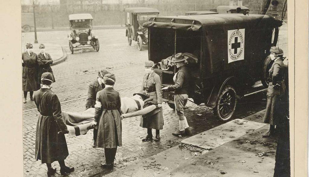 1. GRIPE ESPAÑOLA pandemia