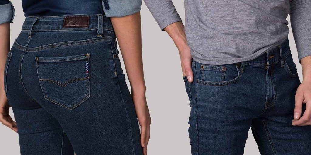 Marcas de Jeans para hombre: Oggi