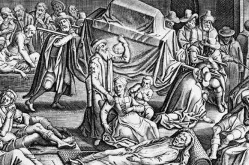 Pandemias Mundiales: PLAGA ANTONINA