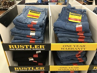 Marcas de Jeans para hombre: Rustler
