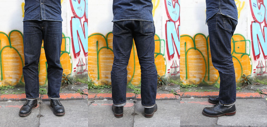 Mejores marcas de jeans para hombre: Warehouse 1001SXX