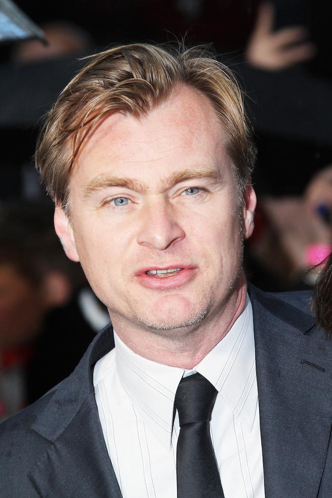 Christopher Nolan, Man of Steel European Film Premiere, Leicester Square London UK, 12 June 2013, (Photo by Richard Goldschmidt)