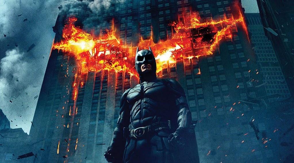 BATMAN: El caballero oscuro (2008) - Christopher Nolan