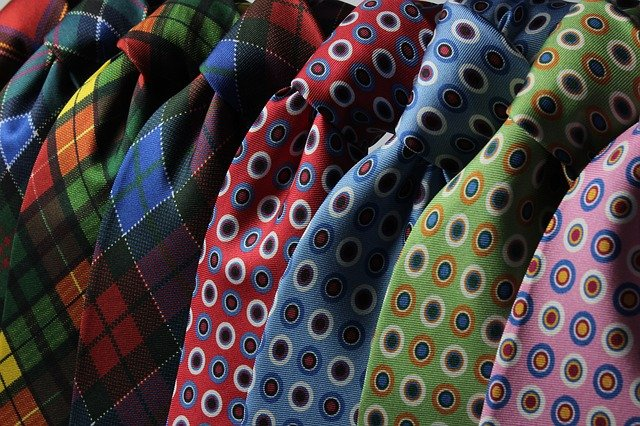 ¿Qué corbatas debo de usar para una entrevista?