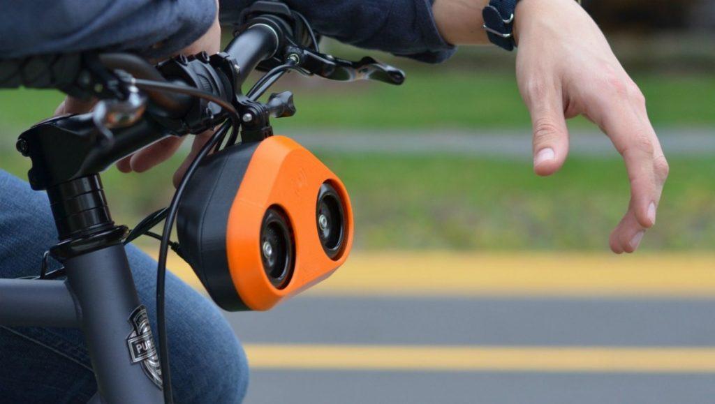 Bocina para bicicletas: regalos de navidad para hombres