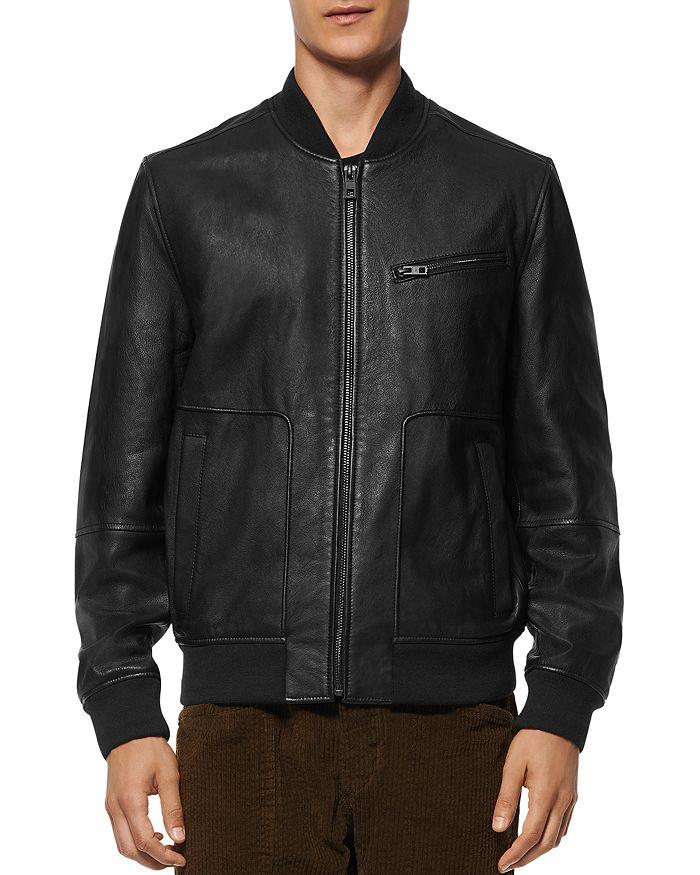Bomber Jacket piel